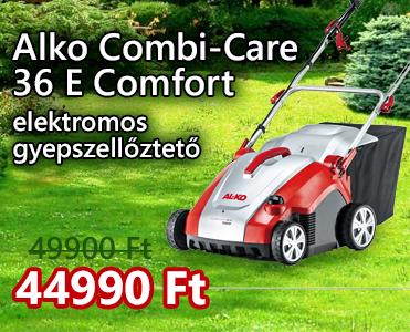 ALKO Combi Care 36 E gyepszellőztető