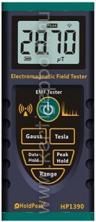 HOLDPEAK 1390 Elektromágneses sugárzásmérő